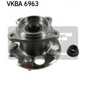 SKF VKBA 6963 Підшипник роликовий і змазка (комплект)