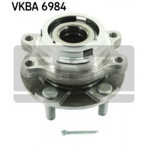 SKF VKBA6984 Підшипник колеса,комплект