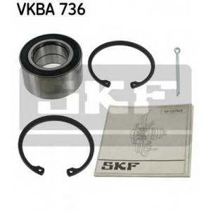 SKF VKBA736 Підшипник колеса,комплект