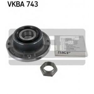 SKF VKBA743 Комплект подшипника ступицы колеса