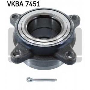 SKF VKBA7451 Підшипник ступиці, комплект MITSUBISHI L 200/Pajero Sport \F \2,5L \05>>