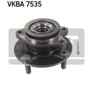 SKF VKBA7535 Підшипник ступиці, комплект NISSAN Cube/Tiida \F \1,5/1,6L \07>>