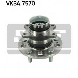 SKF VKBA7570 Підшипник колеса,комплект