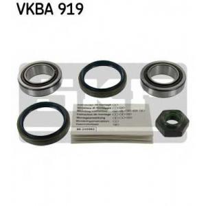 SKF VKBA919 Підшипник колеса,комплект