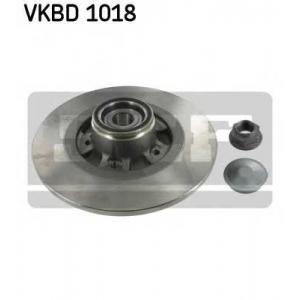 SKF VKBD1018 Тормозной диск