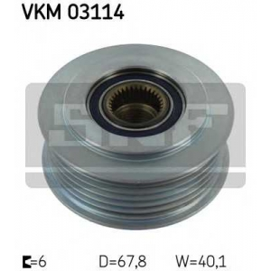 SKF VKM 03114 Муфта генератора (Пр-во SKF)