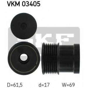SKF VKM03405 Шків генератора FORD Transit \2,4L \00-06