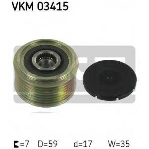 SKF VKM 03415 Муфта генератора