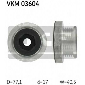 SKF VKM03604 Механизм свободного хода генератора
