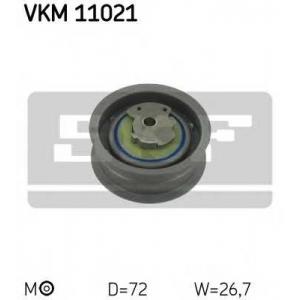 SKF VKM 11021 Ролик ремня натяж.грм VW 051109243A