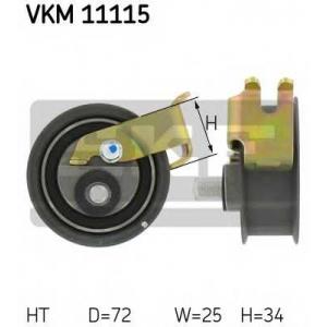 SKF VKM11115 Натяжной ролик, ремень ГРМ