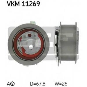 SKF VKM11269 Ролик ременя грм натяжний AUDI/SEAT/SKODA/VW A6/Leon/Fabia/Superb/Passat/Transporter \1,6/2,0L \03>>
