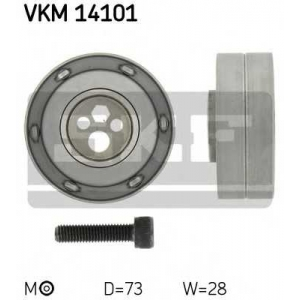 SKF VKM 14101 Ролик натяжной FORD (пр-во SKF)