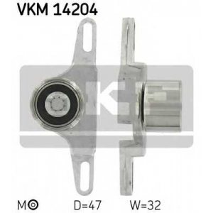 SKF vkm14204 Ролик натяжителя