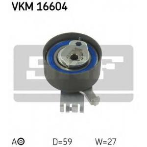 SKF VKM 16604 Ролик ременя