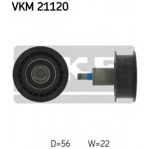 SKF VKM 21120 Паразитный / Ведущий ролик, зубчатый ремень