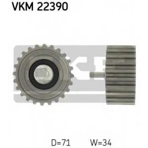 SKF VKM22390 Ролик паразитний FIAT/IVECO Ducato/Daily \2,3L \02>>