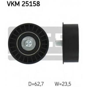 SKF VKM 25158 Паразитный / Ведущий ролик, зубчатый ремень