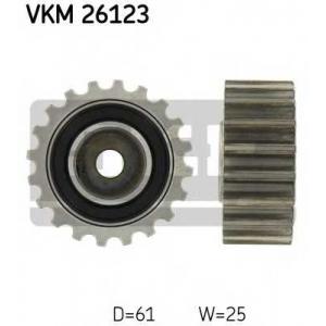 SKF VKM26123 Паразитный / Ведущий ролик, зубчатый ремень