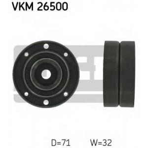 SKF VKM26500 Паразитный / Ведущий ролик, зубчатый ремень