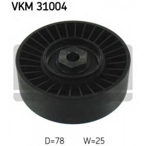 SKF VKM 31004 Натяжной ролик, поликлиновой  ремень