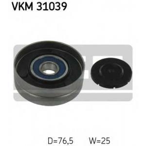 SKF VKM 31039 Паразитный / ведущий ролик, поликлиновой ремень