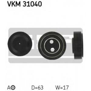 SKF VKM31040 Ролик натяжний AUDI/SKODA/VW A4/A6/A8/Superb/Passat \2,5L \97-08