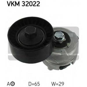 SKF VKM32022 Натяжной ролик, поликлиновой  ремень