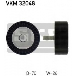 SKF VKM 32048 Паразитный / ведущий ролик, поликлиновой ремень