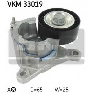 SKF VKM 33019 Натяжной ролик, поликлиновой  ремень (Пр-во SKF)