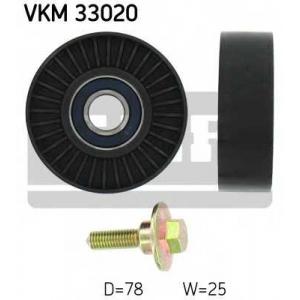 SKF VKM 33020 Ролик модуля натягувача ременя