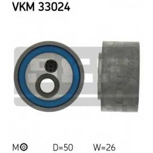vkm33024 skf Натяжной ролик, поликлиновой  ремень CITROËN XANTIA Наклонная задняя часть 2.0 HDI 109