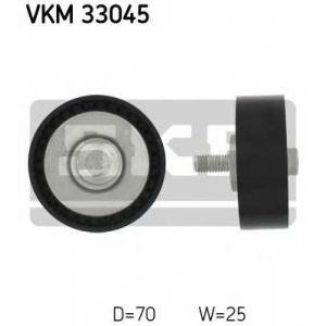 SKF VKM 33045 Паразитный / ведущий ролик, поликлиновой ремень