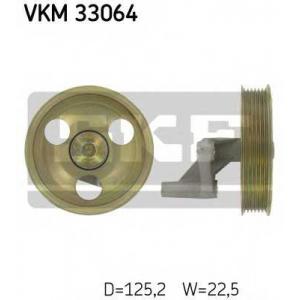 SKF VKM33064 Паразитный / ведущий ролик, поликлиновой ремень