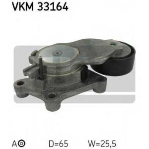SKF VKM 33164 Натяжной ролик, поликлиновой  ремень