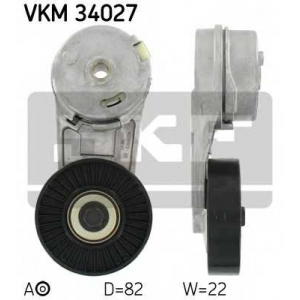 SKF VKM 34027