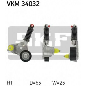 SKF VKM 34032 Ролик ременя