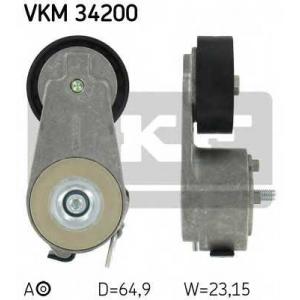 SKF VKM34200 Натяжной ролик, поликлиновой  ремень