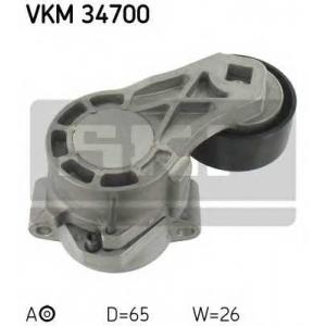 SKF VKM 34700 Натяжной ролик, поликлиновой  ремень