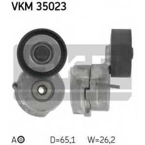 vkm35023 skf Натяжной ролик, поликлиновой  ремень SUZUKI SWIFT Наклонная задняя часть 1.3 DDiS