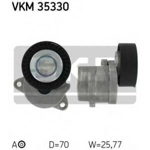 SKF VKM35330 Натягувач ременя CHEVROLET/OPEL/SAAB Malibu/Astra/Insignia/9-5 \1,6/2,0L \08>>