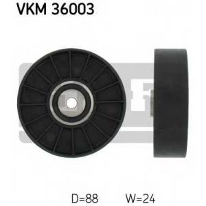 SKF VKM 36003 Натяжной ролик, поликлиновой  ремень (Пр-во SKF)