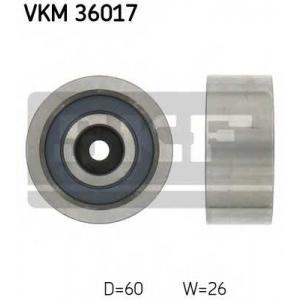 Паразитный / ведущий ролик, поликлиновой ремень vkm36017 skf - RENAULT MASTER II фургон (FD) фургон 2.5 D