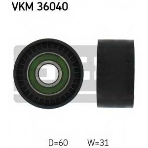 SKF VKM 36040 Ролик модуля натягувача ременя