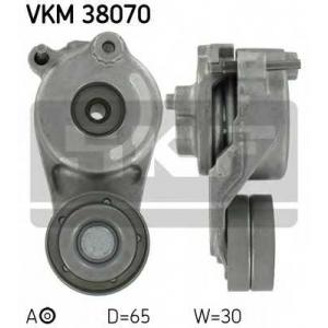 SKF VKM 38070 Натяжной ролик, поликлиновой  ремень