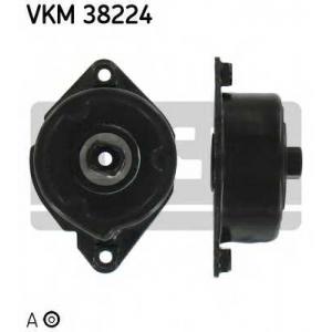 SKF VKM 38224 Натяжной ролик, поликлиновой  ремень