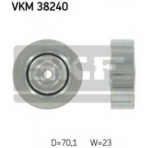 SKF VKM 38240 Паразитный / ведущий ролик, поликлиновой ремень