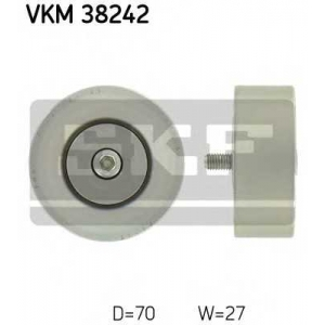 SKF VKM 38242 Паразитный / ведущий ролик, поликлиновой ремень
