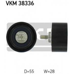 SKF VKM38336 Ролик натяжний BMW 1/3/5/7/X1/X3/X5/X6 \2,0/3,0L \03>>
