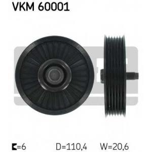 SKF VKM 60001 Ролик SKF Aveo 1.4 Lacetti 1.6 1.8